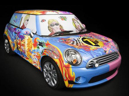 Mini Aldridge Special, una explosión psicodelica de color sobre ruedas