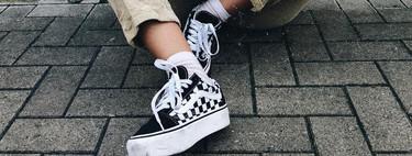 Converse, Superga, Vans: las mejores zapatillas para tus looks sport en la semana del Black Friday