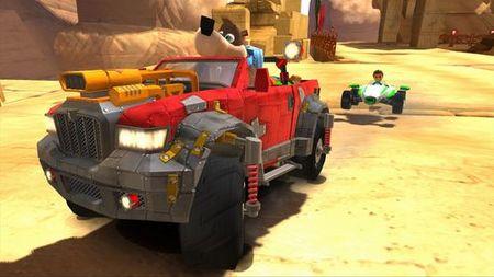 'Sonic & SEGA All-Stars Racing'. Banjo & Kazooie se apuntan a la carrera... en Xbox 360