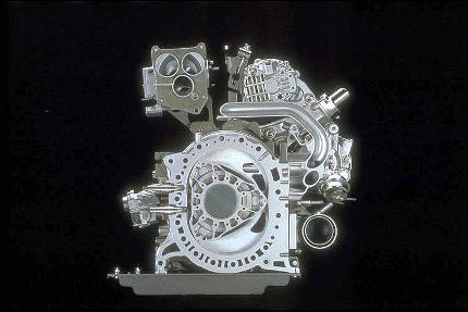 Mazda le da una vuelta más a su motor rotativo