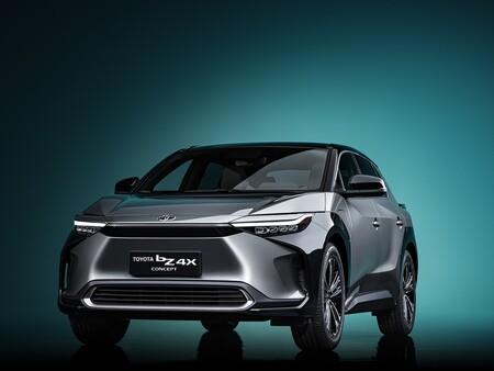 Toyota bZ4X Concept, el SUV que iniciará la era eléctrica de Toyota llegará a producción en 2022
