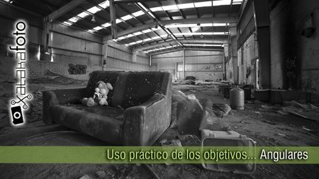 Uso práctico de los objetivos: 1. Angulares (I)
