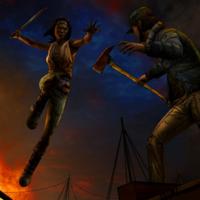 El segundo episodio de The Walking Dead: Michonne ya está a la venta y lo celebra con un nuevo y violento tráiler