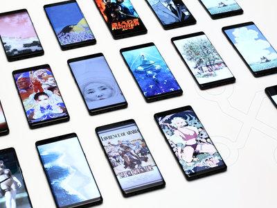 Estos son los móviles que Samsung presentaría en 2018: se filtra un listado con todos los nombres en clave