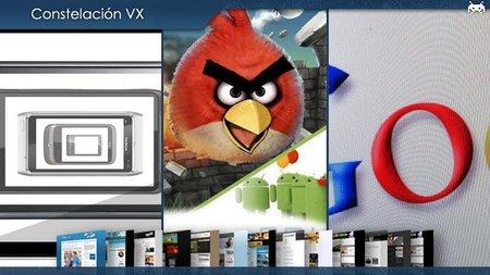 Google en 2010, regala un móvil estas fiestas y el fenómeno 'Angry Birds'. Constelación VX (XXXIV)