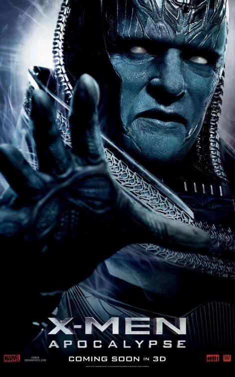 Foto de 'X-Men: Apocalipsis', todos los carteles (17/22)