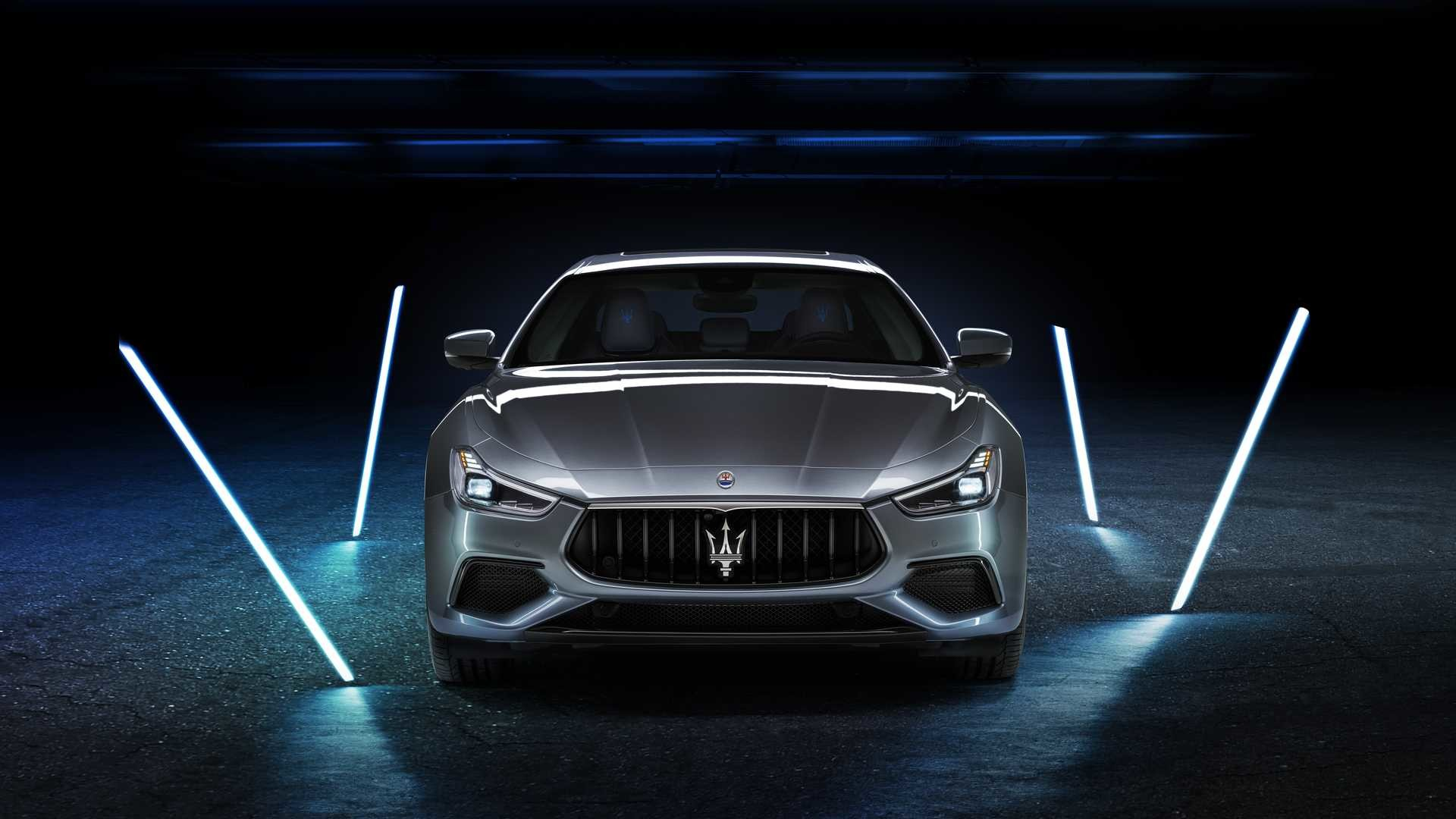 Foto de Maserati Ghibli Hybrid 2020 (9/26)