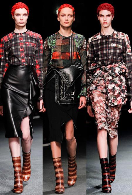 Givenchy Cuadros tendencia invierno 2013