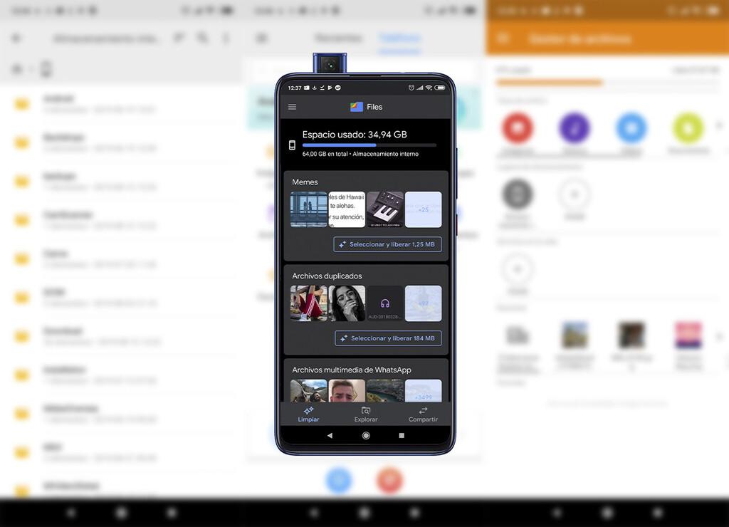 Cómo usar Chrome en Android como explorador de archivos para tu teléfono