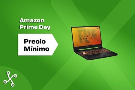 El ASUS TUF Gaming F15 es un chollo del Amazon Prime Day, un portátil todoterreno para trabajar y jugar por menos de 600 euros
