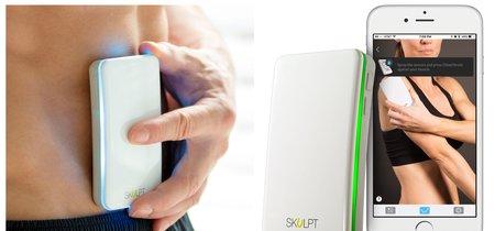 Skulpt: un gadget que te ayuda a conocer tu porcentaje de grasa y tu calidad muscular en las distintas zonas de tu cuerpo