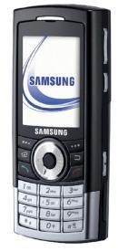 Samsung SGH-i310, con 8 GB de memoria interna