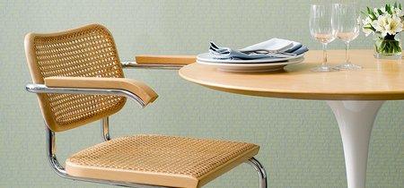 Cesca: la silla que nos traslada a nuestra niñez y que actualmente continúa sofisticando los hogares