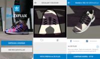 Adidas #miZXFLUX, zapatillas personalizadas con las fotos de tu iPhone