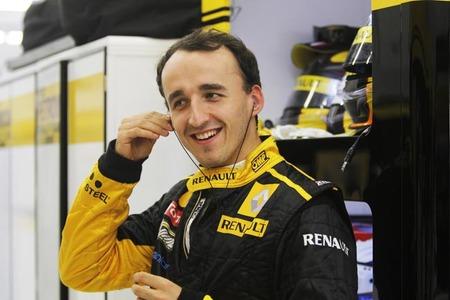 Pirelli quiere contar con Robert Kubica como piloto probador en 2013