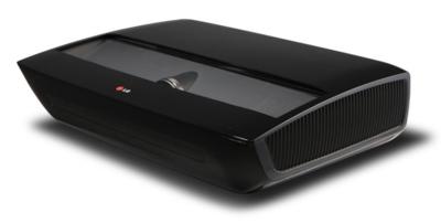 LG Laser TV: un Smart TV de 100 pulgadas que puedes guardar en el cajón