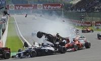 Mi Gran Premio de Bélgica 2012: el Mundial se aprieta