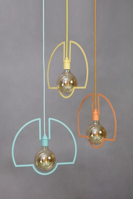 Denoedesign Ceilinglamp Giira Color 1 Min