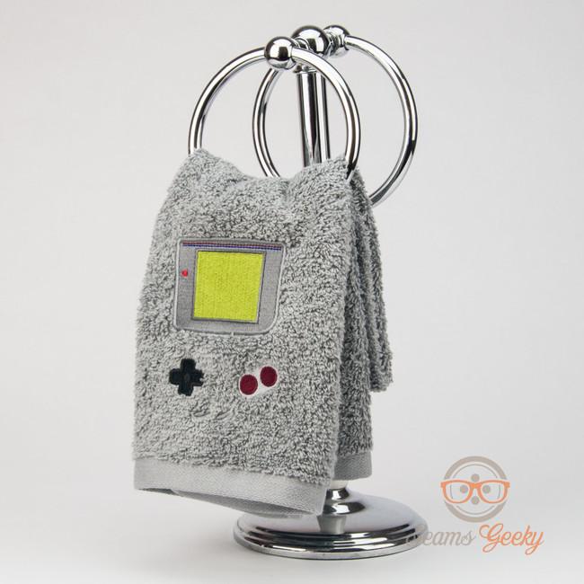 Toalla Game Boy