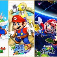 Super Mario 3D All Stars trae a Switch las grandes aventuras en tres dimensiones del fontanero