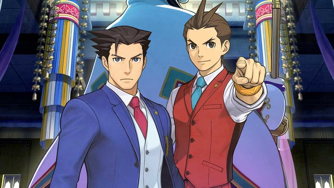 Phoenix Wright: Ace Attorney Spirit of Justice