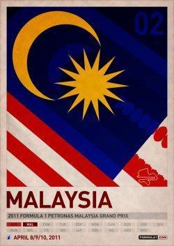GP de Malasia F1 2011: horarios