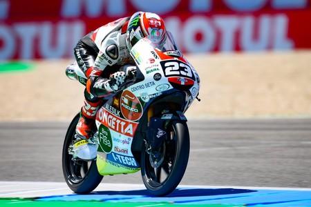 Niccolò Antonelli se lleva la pole position en una polémica clasificación en Assen