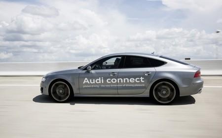 Audi prueba la conducción pilotada en una autopista de Florida