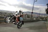 Salón de Milán 2012: KTM 390 Duke, la saga se completa