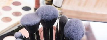 Las once brochas de maquillaje más vendidas en Amazon