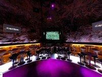 Una discoteca dentro de una mina