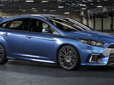 Ford se plantea un Focus RS más radical, 100 kilogramos más ligero
