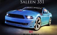 Saleen 351 Mustang, también desde Los Ángeles
