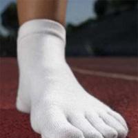 Calcetines… con dedos