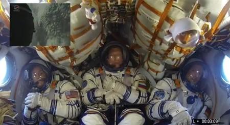 En este vídeo sentirás la experiencia de alcanzar el espacio en una nave Soyuz