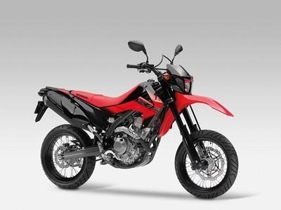 Honda CRF250M, diversión urbana asegurada