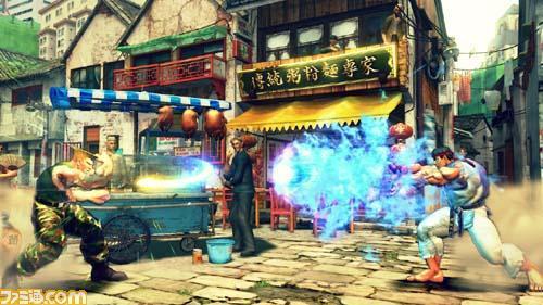 Foto de Street Fighter IV - Famitsu 08012008 (23/45)