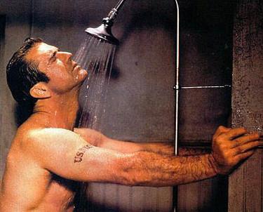 Eliminar la cal de la alcachofa de la ducha