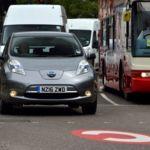 Uber se alía con Nissan y BYD para llenar Londres con centenares de coches 100% eléctricos