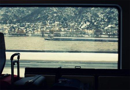 Saca el fotógrafo creativo que llevas dentro en un viaje en tren