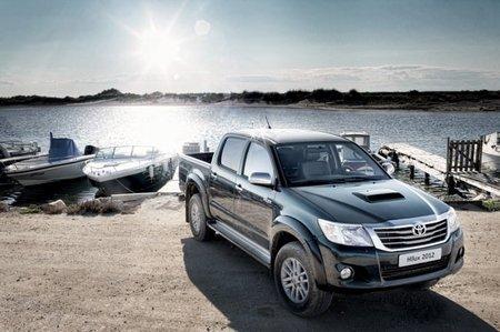 Toyota Hilux 2012, revisado, renovado y ya a la venta
