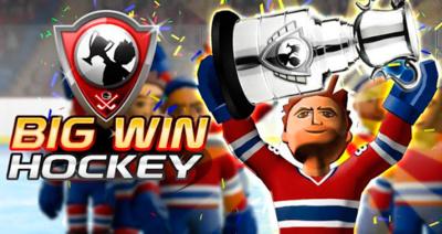 Big Win Hockey, domina las pistas de hielo y conviértete en el mejor manager