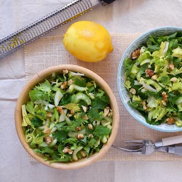 Recetas ligeras, refrescantes y rápidas para el cambio de mes en el menú semanal del 31 de mayo