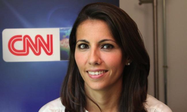 Ana Pastor en CNN