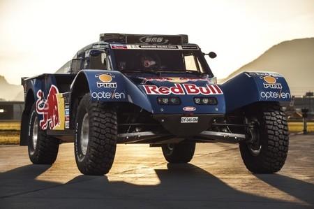 El nuevo buggy SMG de Carlos Sainz para el Dakar 2014 al detalle