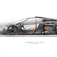 El ex ingeniero de McLaren en Fórmula 1, Gordon Murray, prepara su hiperdeportivo T.50 para el WEC