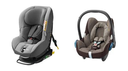 2 ofertas en sillas de coche para bebés en la semana del Black Friday en Amazon