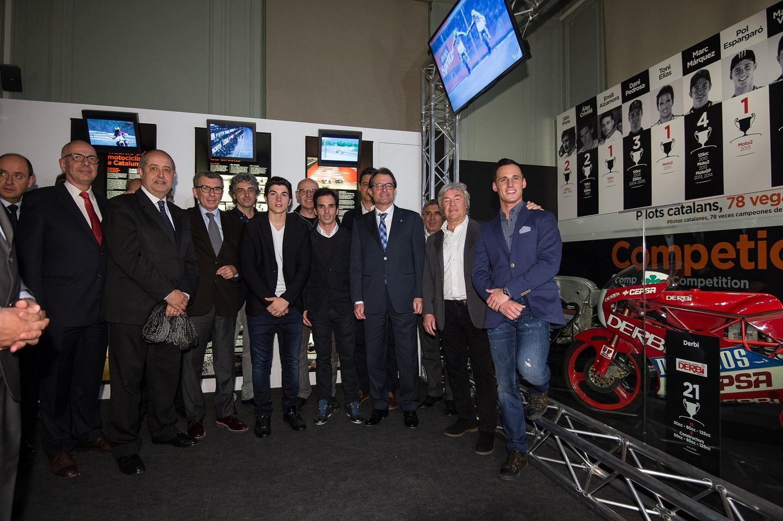 Foto de Catalunya Moto, exposición en Barcelona (1/6)