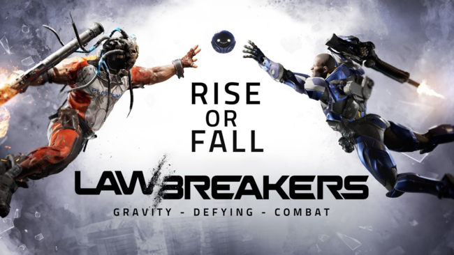 Boss Key asume el fracaso de LawBreakers y se enfocará en otros proyectos con nuevos líderes creativos