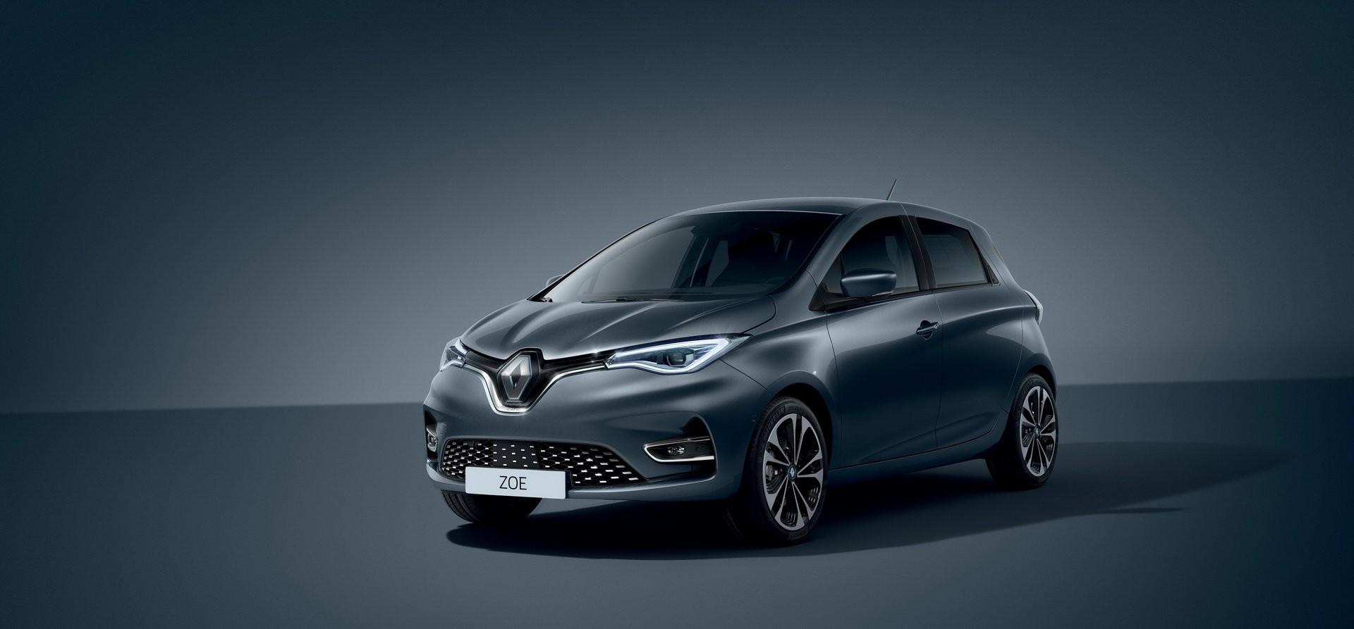 Foto de Renault Zoe 2020 (11/23)
